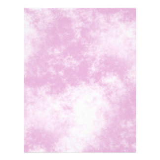 COTTON-CANDY PINK FOG BACKGROUND TEXTURES TEMPLATE LETTERHEAD