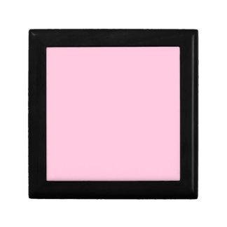 Cotton Candy Pink Keepsake Box
