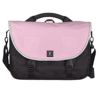 Cotton Candy Pink Laptop Computer Bag