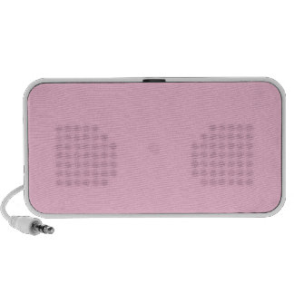 Cotton Candy Pink Notebook Speakers