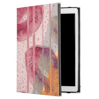 "Cotton Candy Raspberry Lips iPad Pro 12.9"" Case"