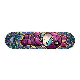 cotton candy skate board decks