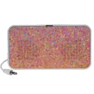 Cotton Candy Sky Travel Speakers
