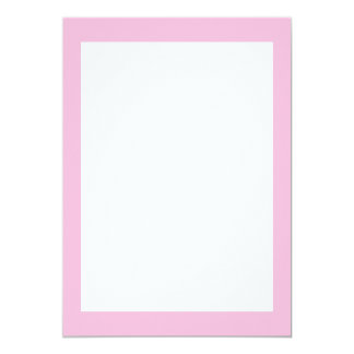 Cotton Candy Solid Color Card