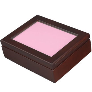 Cotton Candy Solid Color Keepsake Box