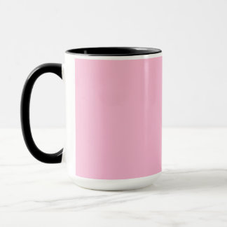 Cotton Candy Solid Color Mug
