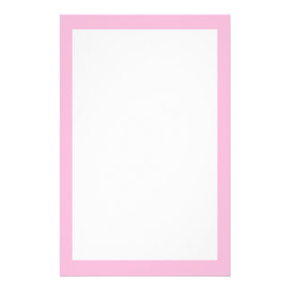 Cotton Candy Stationery Design