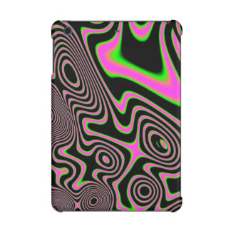 Cotton candy Trippy Abstract iPad Mini Case