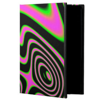 Cotton candy Trippy Abstract Powis iPad Air 2 Case