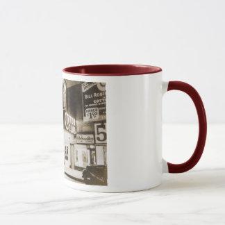 Cotton Club, New York City NYC NY Vintage Mug