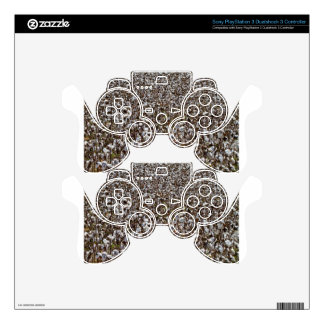 Cotton Crops Field Skins For PS3 Controllers
