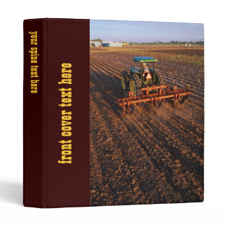 Cotton field Binder