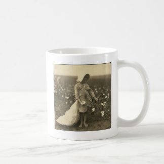 Cotton Field Coffee Mug