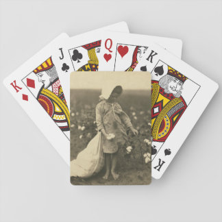 Cotton Field Playing Cards