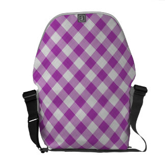 cotton geometric colorful pattern courier bag