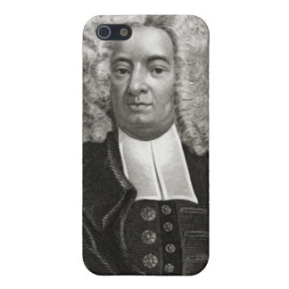 Cotton Mather iPhone4 Case