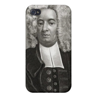 Cotton Mather iPhone4 Case iPhone 4 Cover