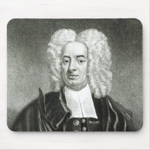 Cotton Mather Mouse Pad