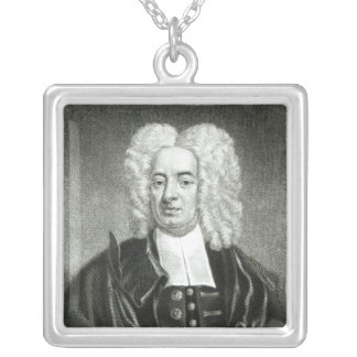 Cotton Mather Silver Plated Necklace