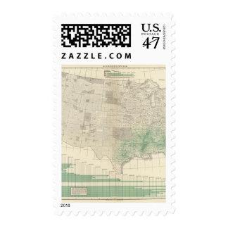 Cotton Postage Stamp
