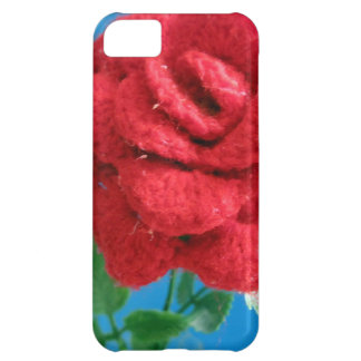 Cotton Red Rose iPhone 5C Cover