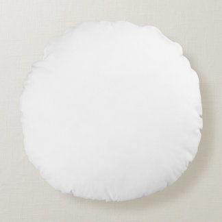 Cotton Round Pillow