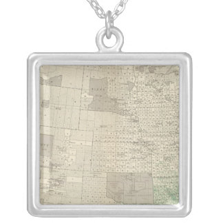Cotton Silver Plated Necklace