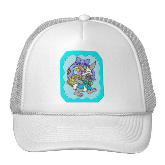 Cotton-tail Easter 5 Trucker Hat