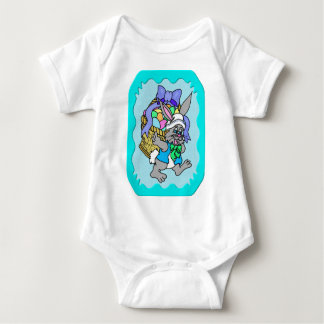 Cotton-tail Easter 5 Infant Creeper