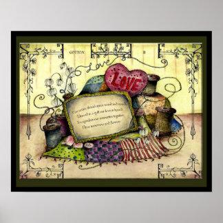 Cotton Wedding Anniversary: Jupigio-Artwork.com Posters
