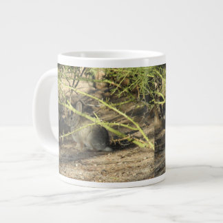 Cottontail Rabbit Large Coffee Mug