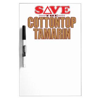 Cottontop Tam Save Dry-Erase Board