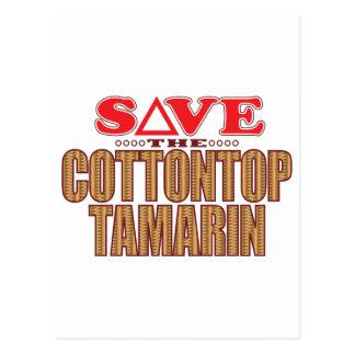 Cottontop Tam Save Postcard