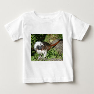 Cottontop Tamarin Monkey Tee Shirt