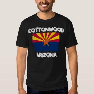 Cottonwood, Arizona Tee Shirt