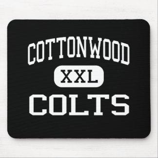 Cottonwood - Colts - High - Salt Lake City Utah Mouse Mats