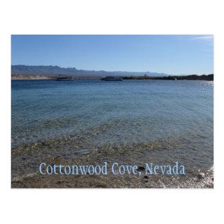 Cottonwood Cove Postcard