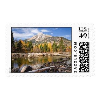 Cottonwood Creek Postage Stamps