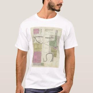 Cottonwood Falls, Strong City, Safford, Kansas T-Shirt