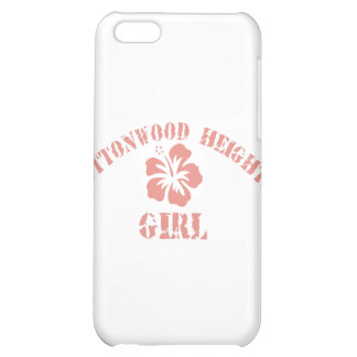 Cottonwood Heights Pink Girl iPhone 5C Cases