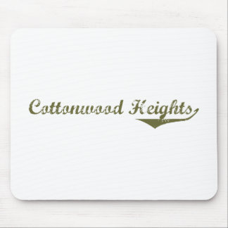Cottonwood Heights Revolution t shirts Mouse Pad