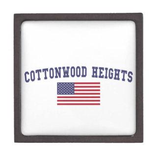 Cottonwood Heights US Flag Gift Box