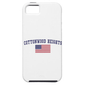 Cottonwood Heights US Flag iPhone SE/5/5s Case