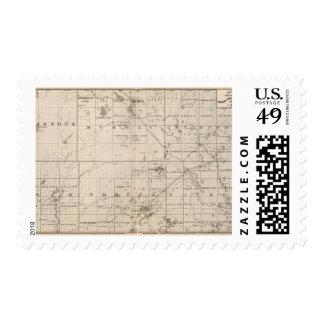Cottonwood, Murray, Pipestone County, Minnesota Postage Stamps