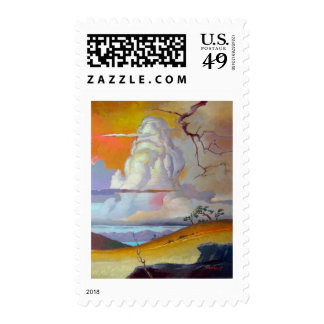 cottonwoodclouds3 stamp