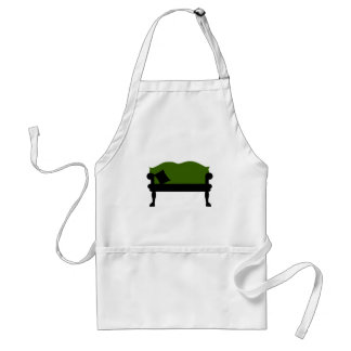 Couch Adult Apron