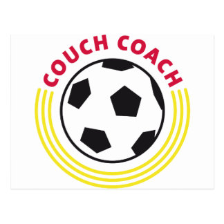 couch coach postcards