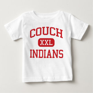 Couch - Indians - High School - Myrtle Missouri Baby T-Shirt