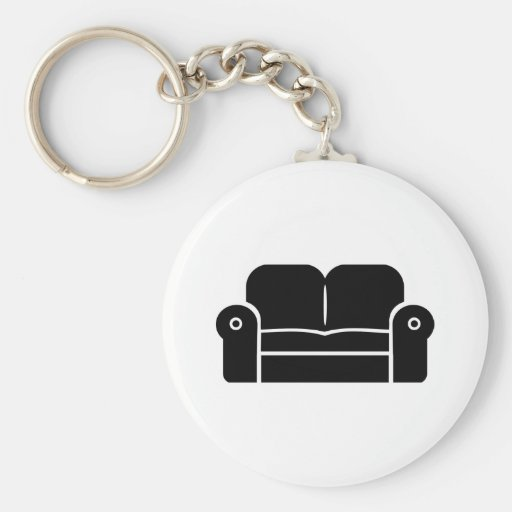 Couch Keychain