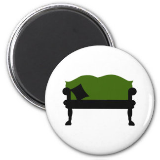 Couch Fridge Magnet